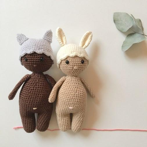 tuto les petits dodus mes petits poupons au crochet le blog de caro tricote. Black Bedroom Furniture Sets. Home Design Ideas