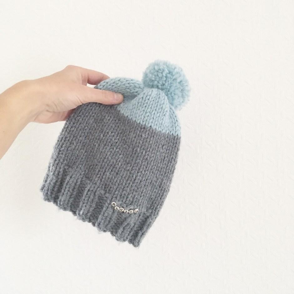 publier des informations sur vente la moins chère le meilleur Tuto : Le bonnet « Lucien » au tricot (enfant) – Idéal ...