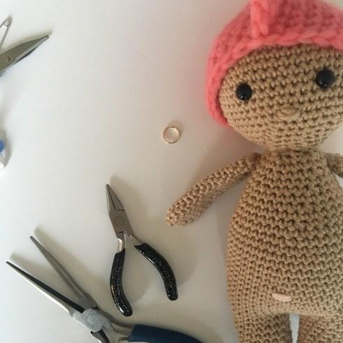 Tuto crochet - Un Petit Dodu Punk is not dead