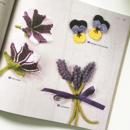 100 fleurs au tricot et au crochet - Lesley Stanfield