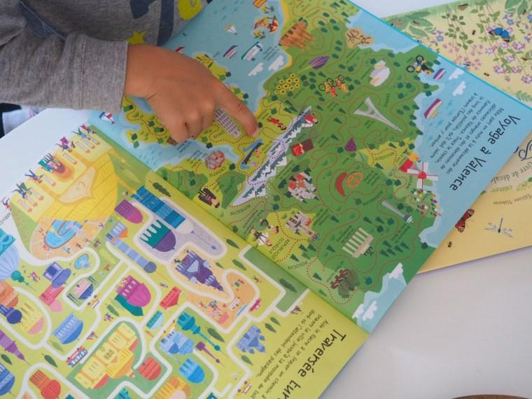 Mes devoirs de vacances avec les éditions Usborne