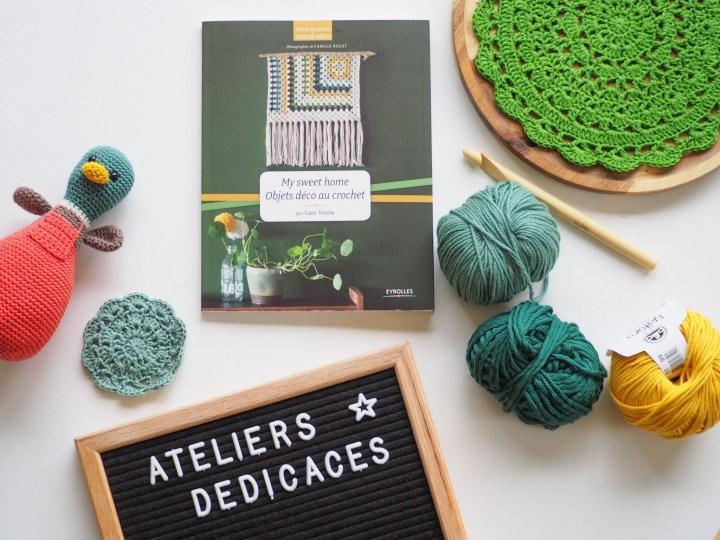 My Sweet Home - Ateliers et dédicaces