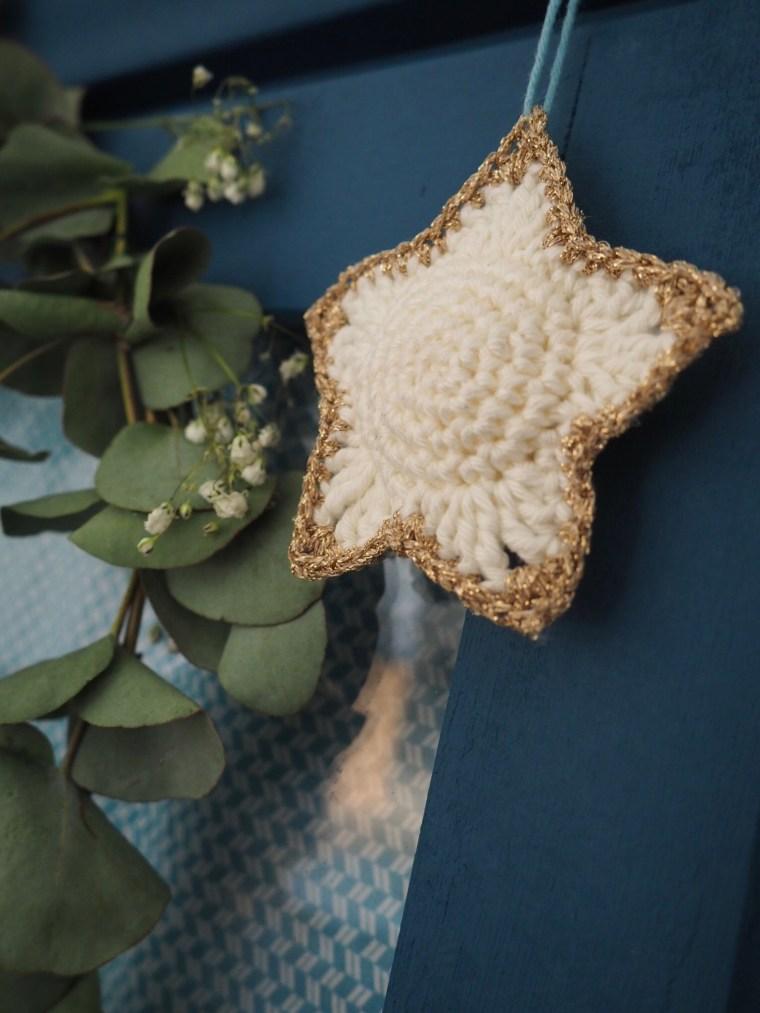 Tuto : Mon étoile au crochet