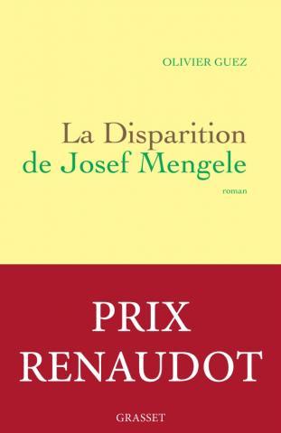 La disparition de Joseph Mengele - Olivier Guez - Audible