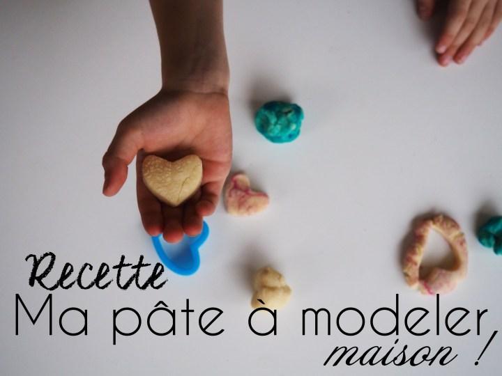 Faire sa pâte à modeler – Facile, rapide et traçable ! – Ma recette en cette veille de mercredi