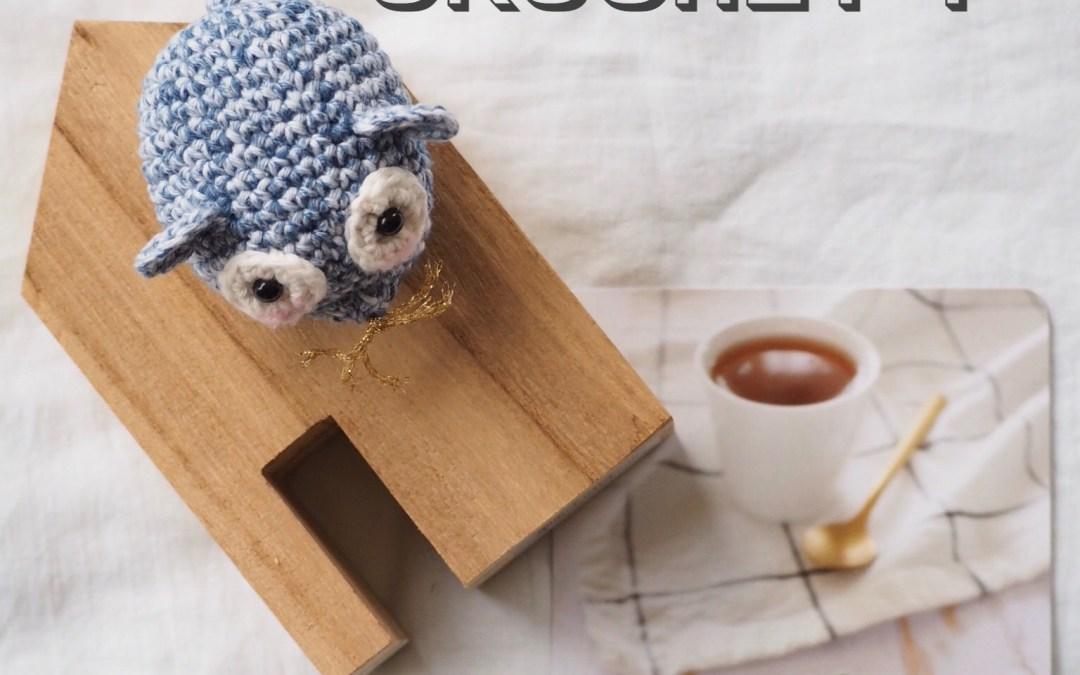 Connaissez vous les jolies cartes tuto de Tisane Crochet ?