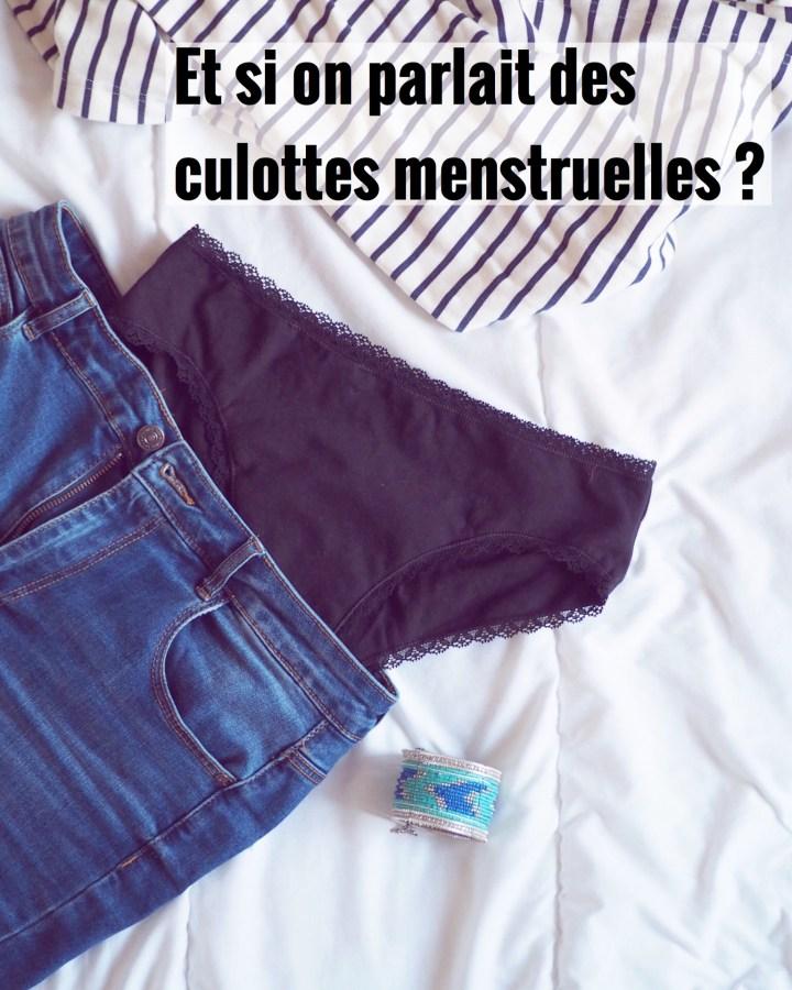 [CONCOURS INSIDE] Et si on discutait culottes menstruelles ? – Une culotte à gagner à la fin de cet article