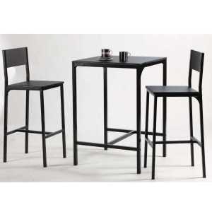 KOOL Table + 2 chaises