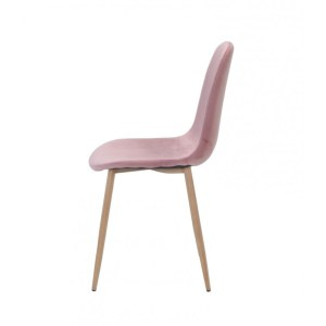 EPOQUE Chaise rose
