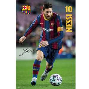 Fc Barcelone 2020-2021 Messi dansmamaison maroc