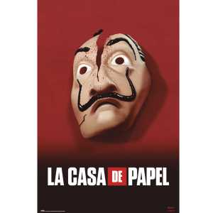 LA CASA DE PAPEL en papier