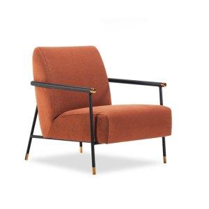 venedik fauteuil terracotta