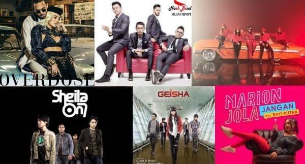 100 Daftar Lagu Indonesia Terbaru Terbaik Di Tahun 2020 Dans Media