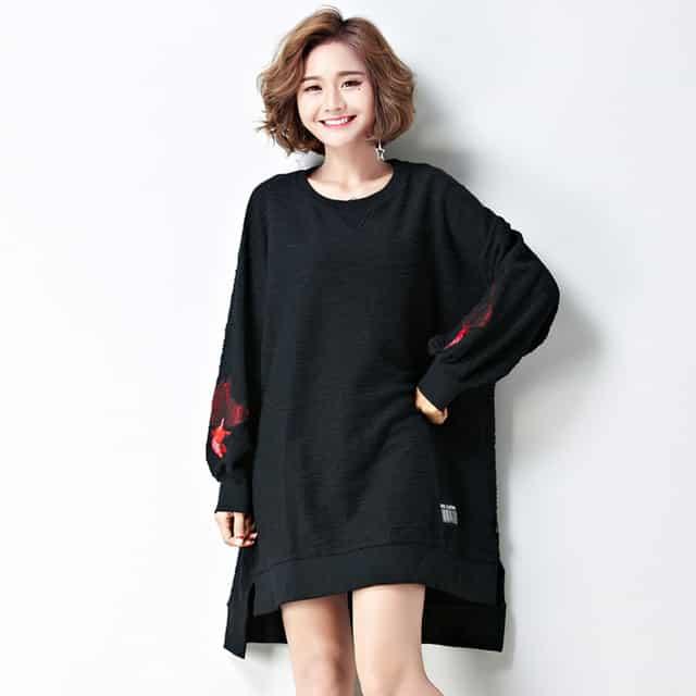Kaos / T-Shirt Oversized