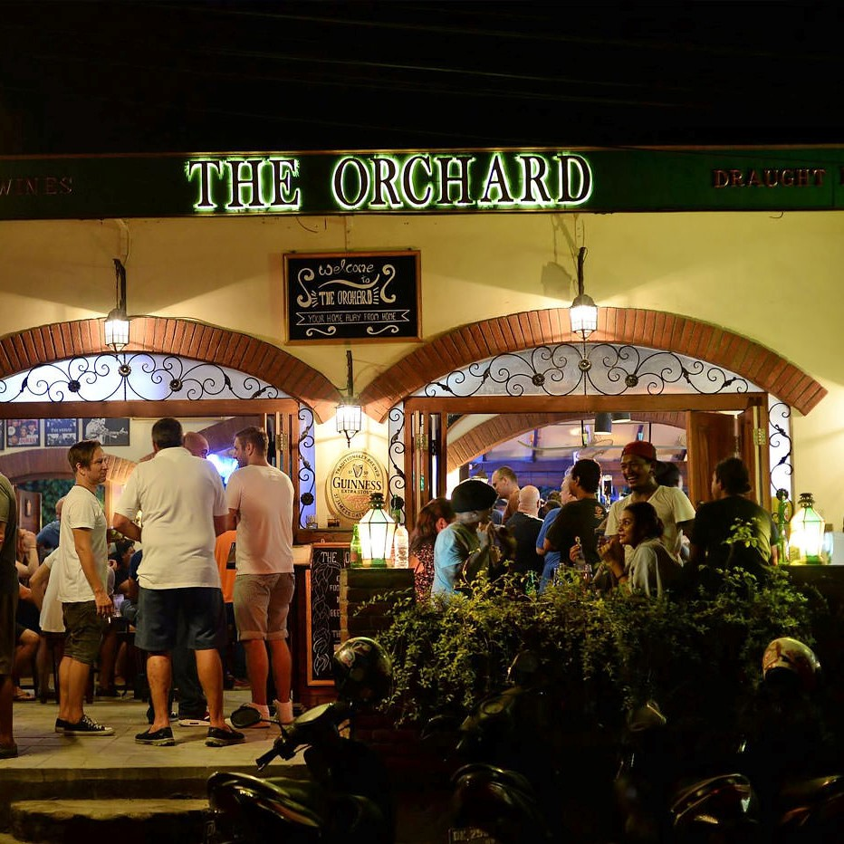 orchard bar and restaurant bali