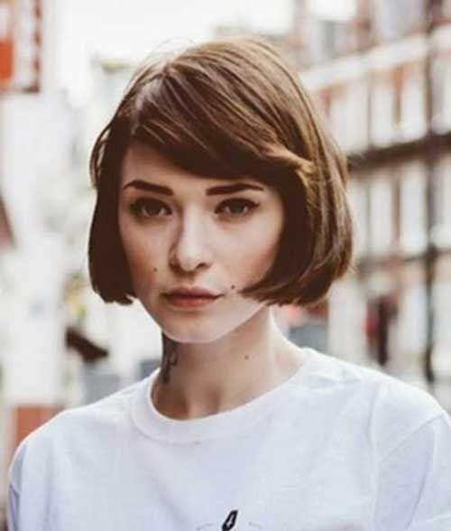 Desain Rambut Bob Vintage Gadis Terkenal