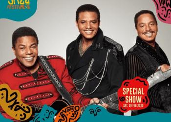 Gambar Artis dan penyanyi yang akan terlibat dalam konser java Jazz The Jacksons