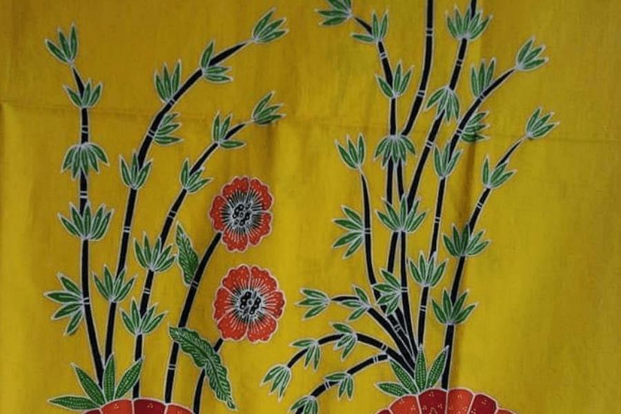 Gambar Batik Magetan