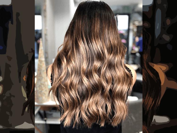 3 Caramel Hair