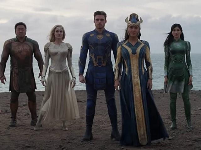 Film Marvel Terbaru 2021 - Eternals
