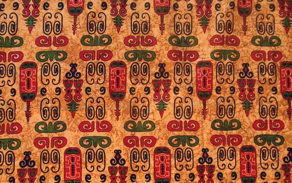 batik asmat
