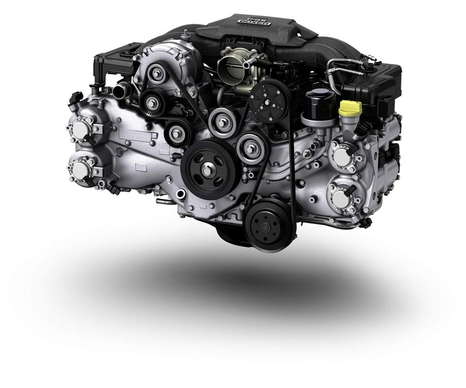 moteur boxer subaru