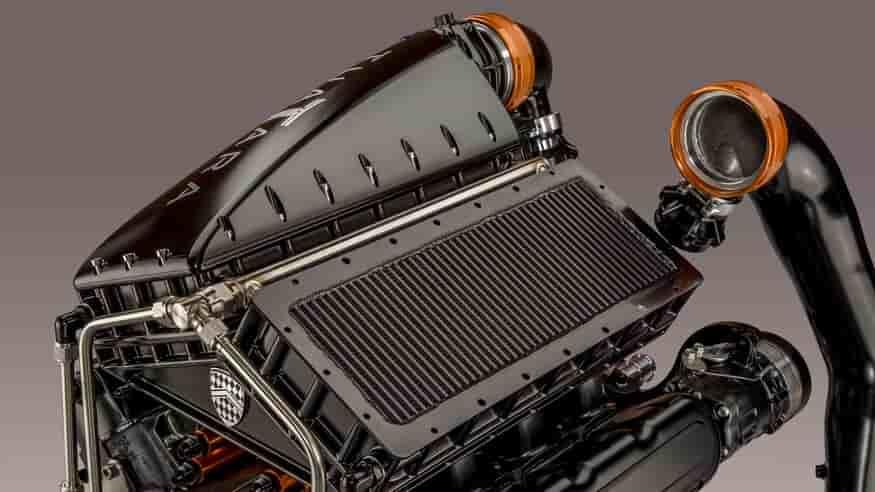 moteur échangeur turbo
