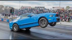mustang acceleration