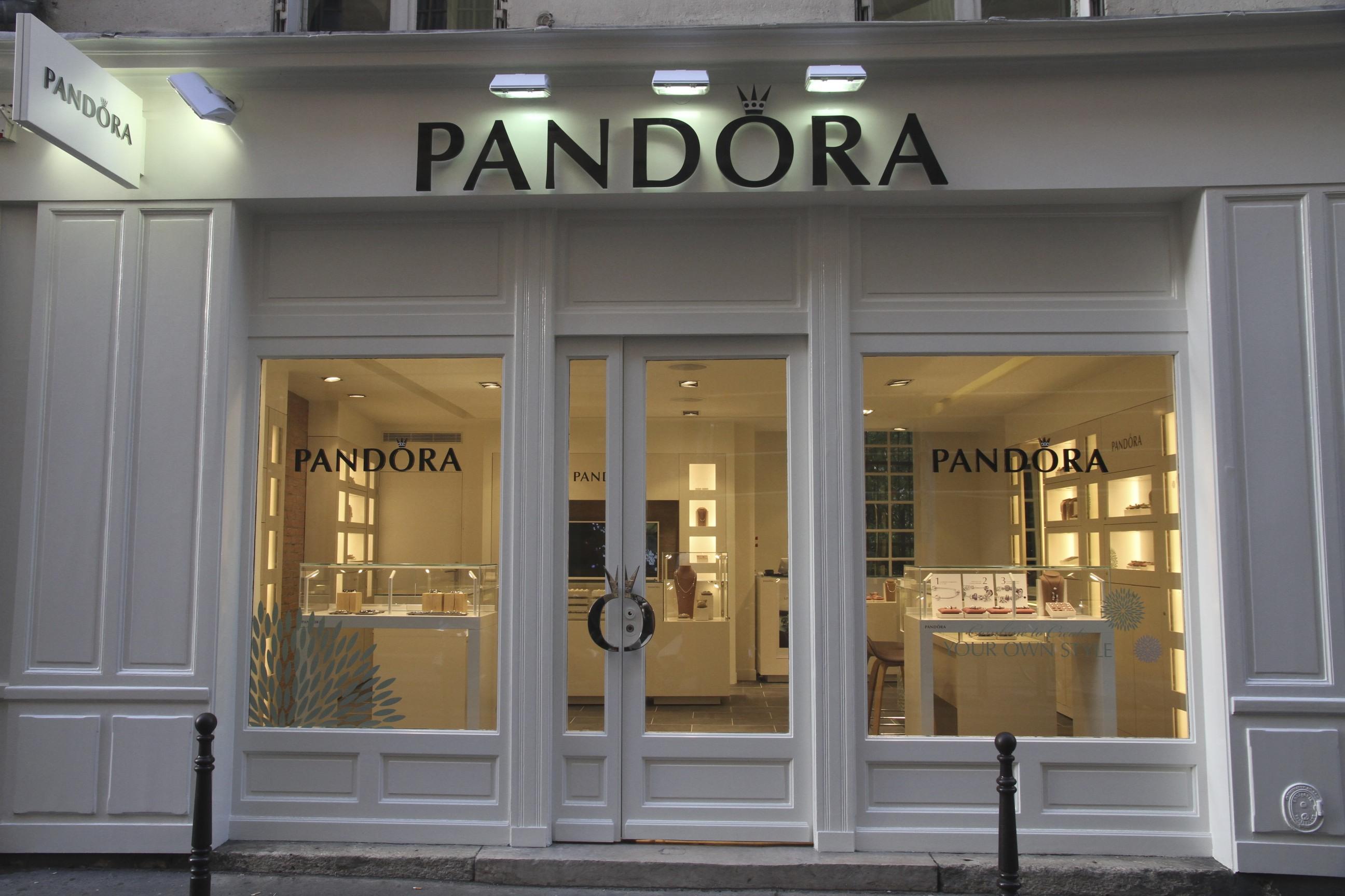 Les bijoux Pandora arrivent (enfin) en France ! - Dans Mon Sac de ...