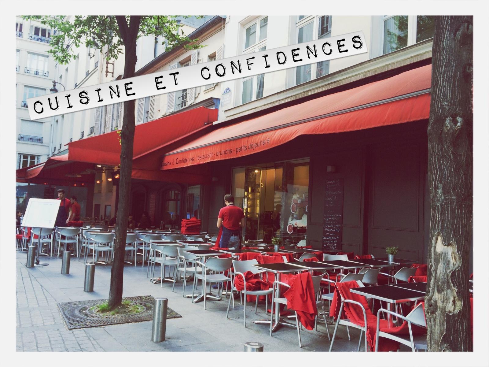 Dejeuner Entre Copines Chez Cuisine Et Confidences Dans Mon Sac