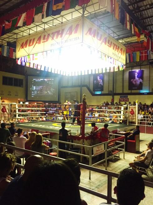 Boxe Thaï Muay Thaï Koh Samui Thaïlande