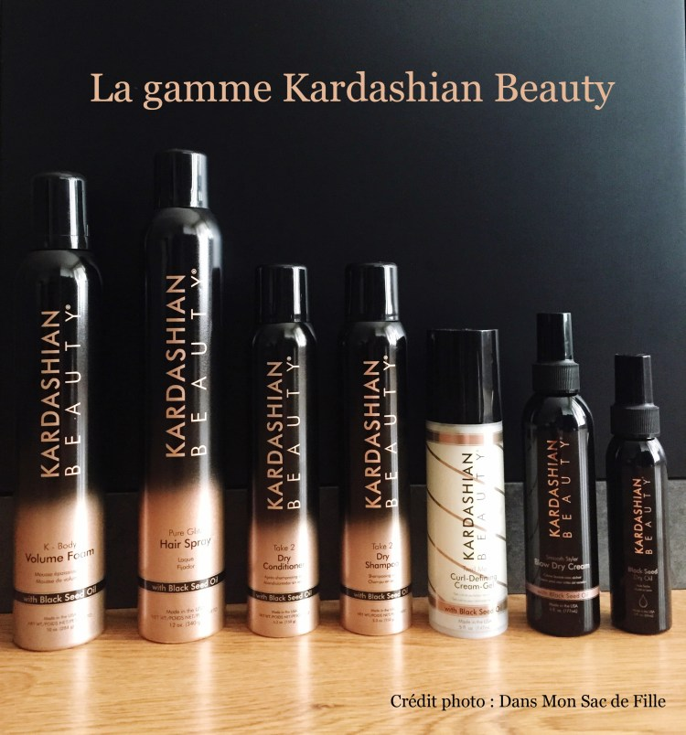 gamme Kardashian Beauty