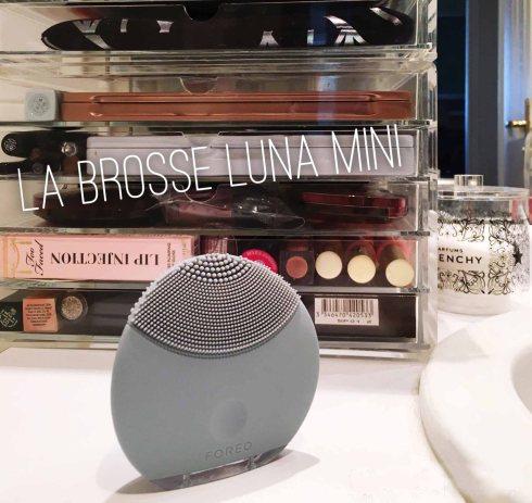Luna Mini Foreo avis brosse nettoyante