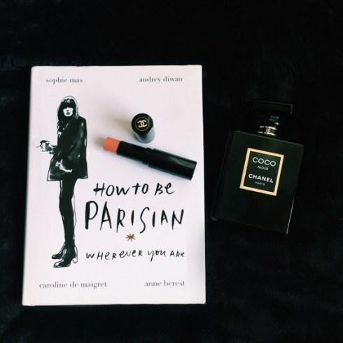 Parfum Chanel Coco Noir avis blog