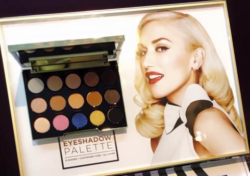 Palette de fards à paupières Gwen Stefani Urban Decay Eyeshadow palette UD