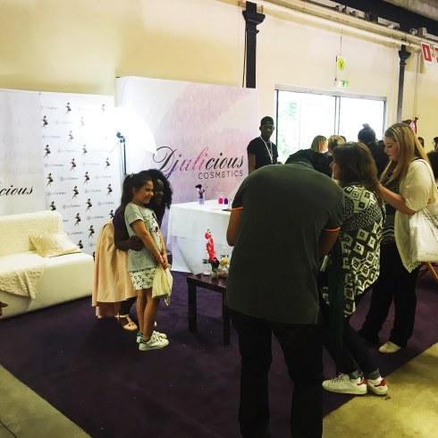 Djulicious Salon Get Beauty Youtubeuses Paris BeautyCon Parc Floral Blog Blogueuse