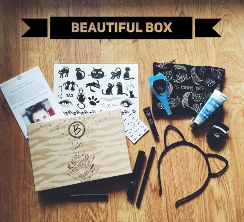La Beautiful Box The Cat Lady avis blog aufeminin