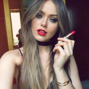 Kristina Bazan Kayture compte Snapchat blog beauté mode