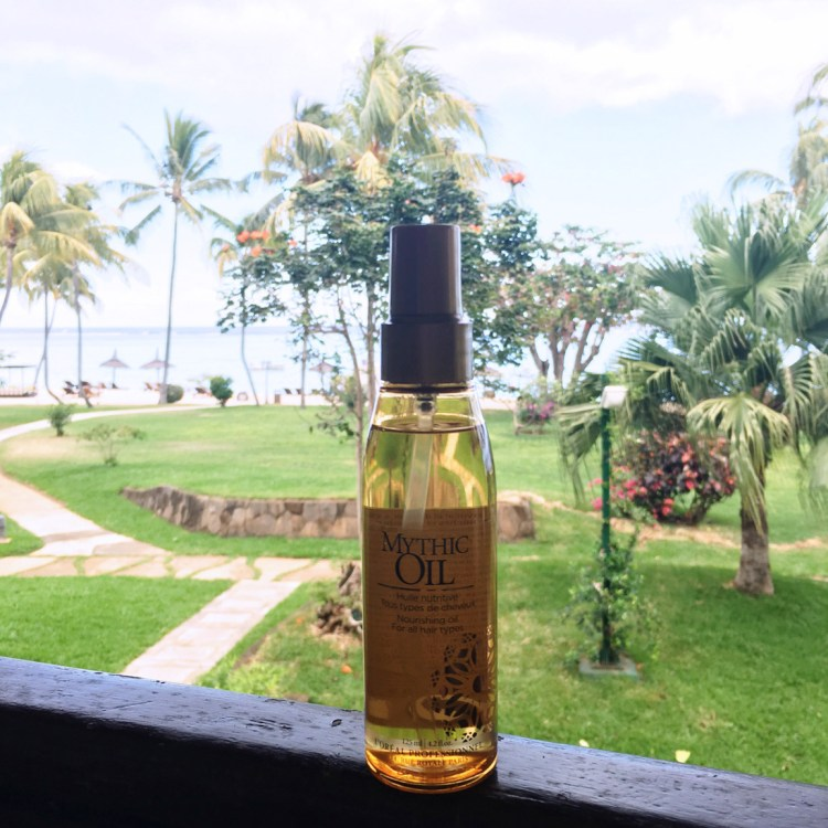 Mythic Oil L'Oréal Paris avis blog huile capillaire luxe