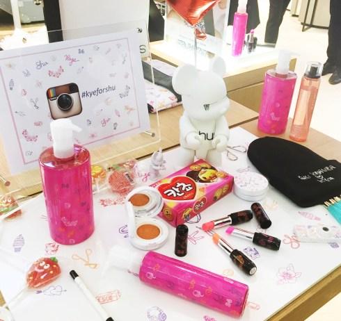 Kye for Shu Uemura avis blog démaquillant baume à lèvres lipstick crayon yeux