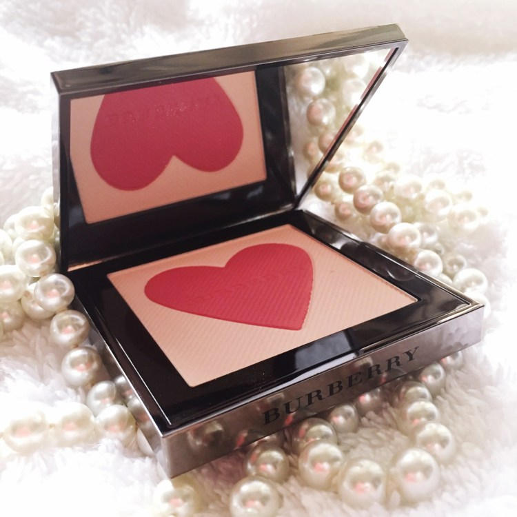 duo blush highlight london with love collection été avis blog luxe