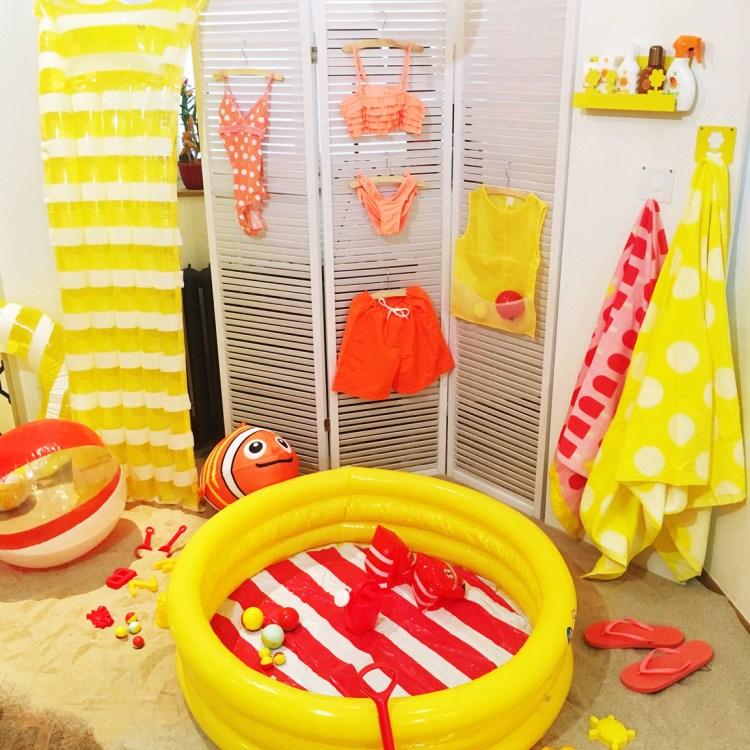 Summer Party Hema collection été nouveauté summer présentation produits presse Nympheas Amélie plage