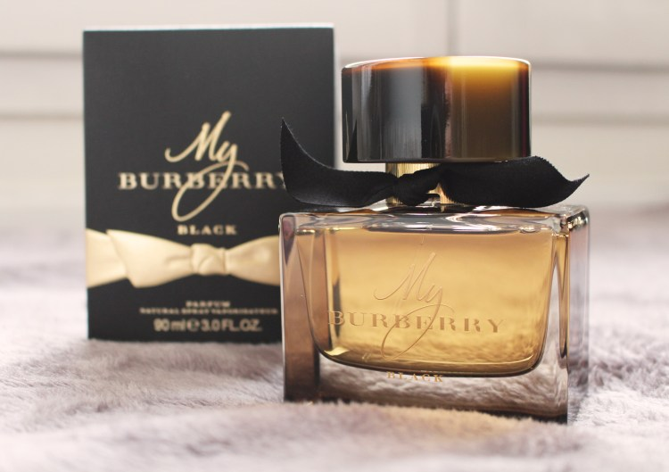 My Burberry Black Parfum Burberry avis blog