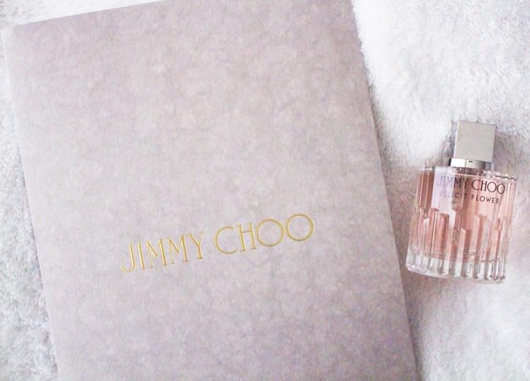 Mon avis sur le nouveau parfum Illicit Flower Jimmy Choo blog beauté mode