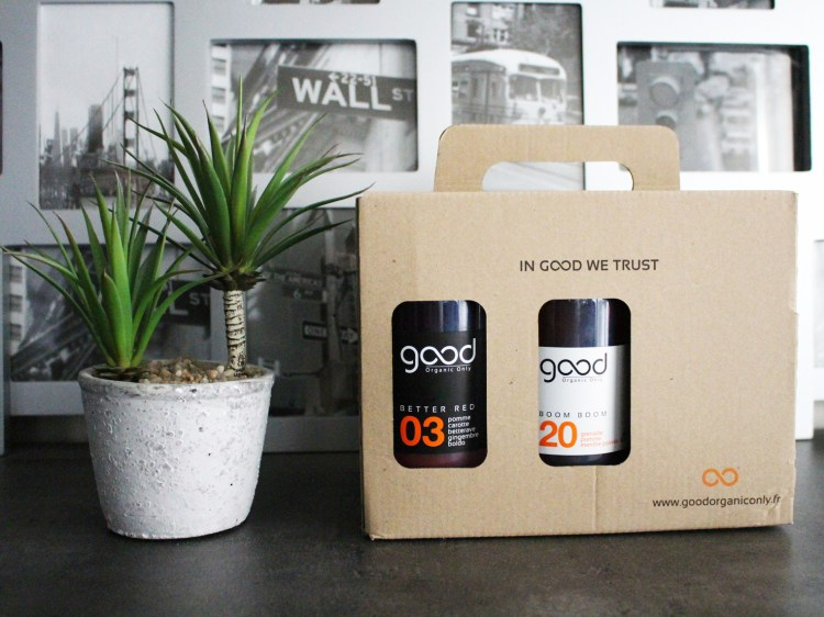Good Organic Only Jus et cures detox minceur Mareva Galanter nutritionniste Valérie Espinasse
