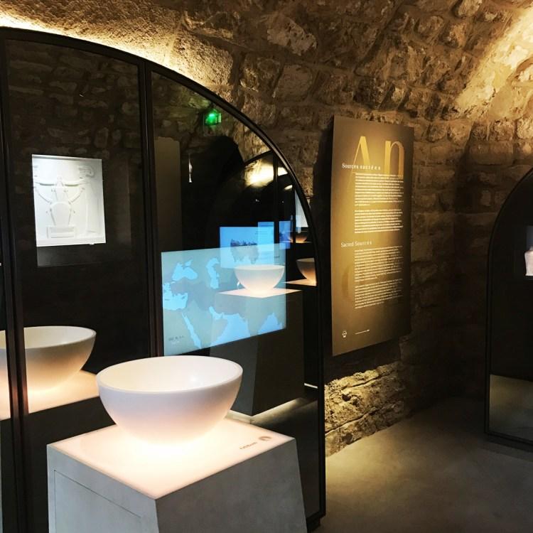 Grand Musée du Parfum de Paris histoire égypte parfums pharaonsavis blog