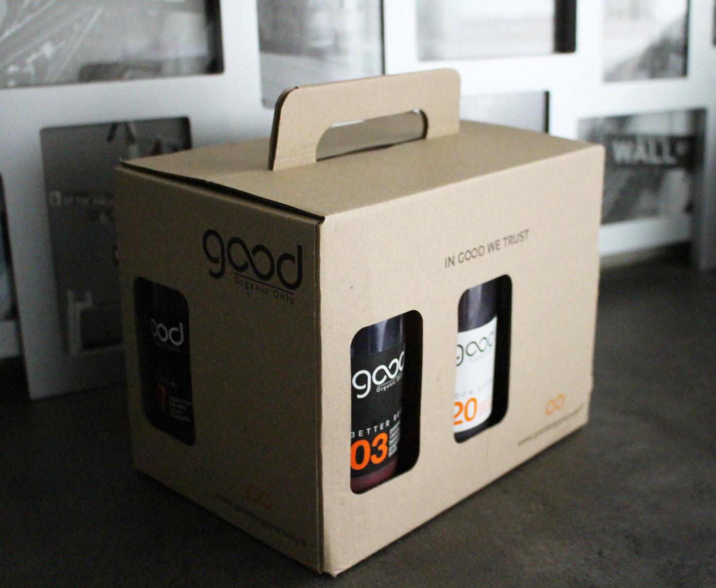 mon avis sur la cure tonic de jus good organic only dans. Black Bedroom Furniture Sets. Home Design Ideas
