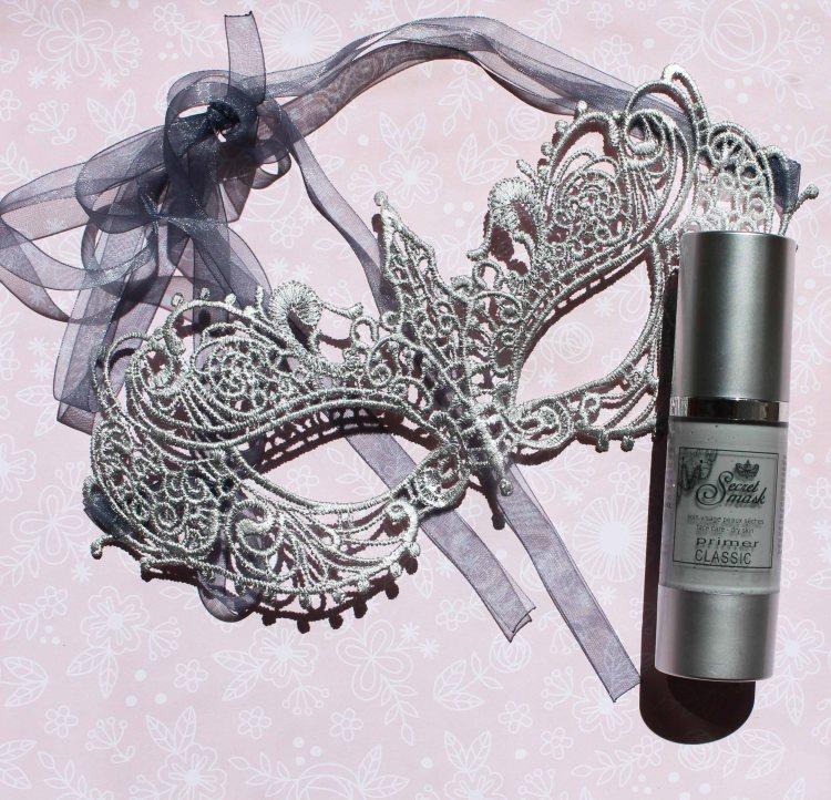 Secret Mask Primer Classic cosmétiques soins vegan avis blog