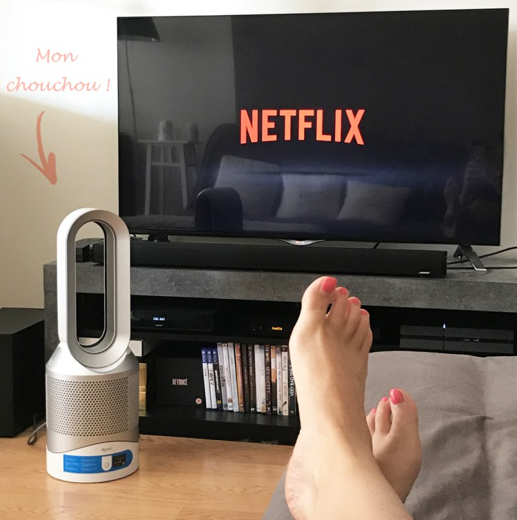 Dyson Pure Hot + Cool Link purificateur air ventilateur chauffage avis blog