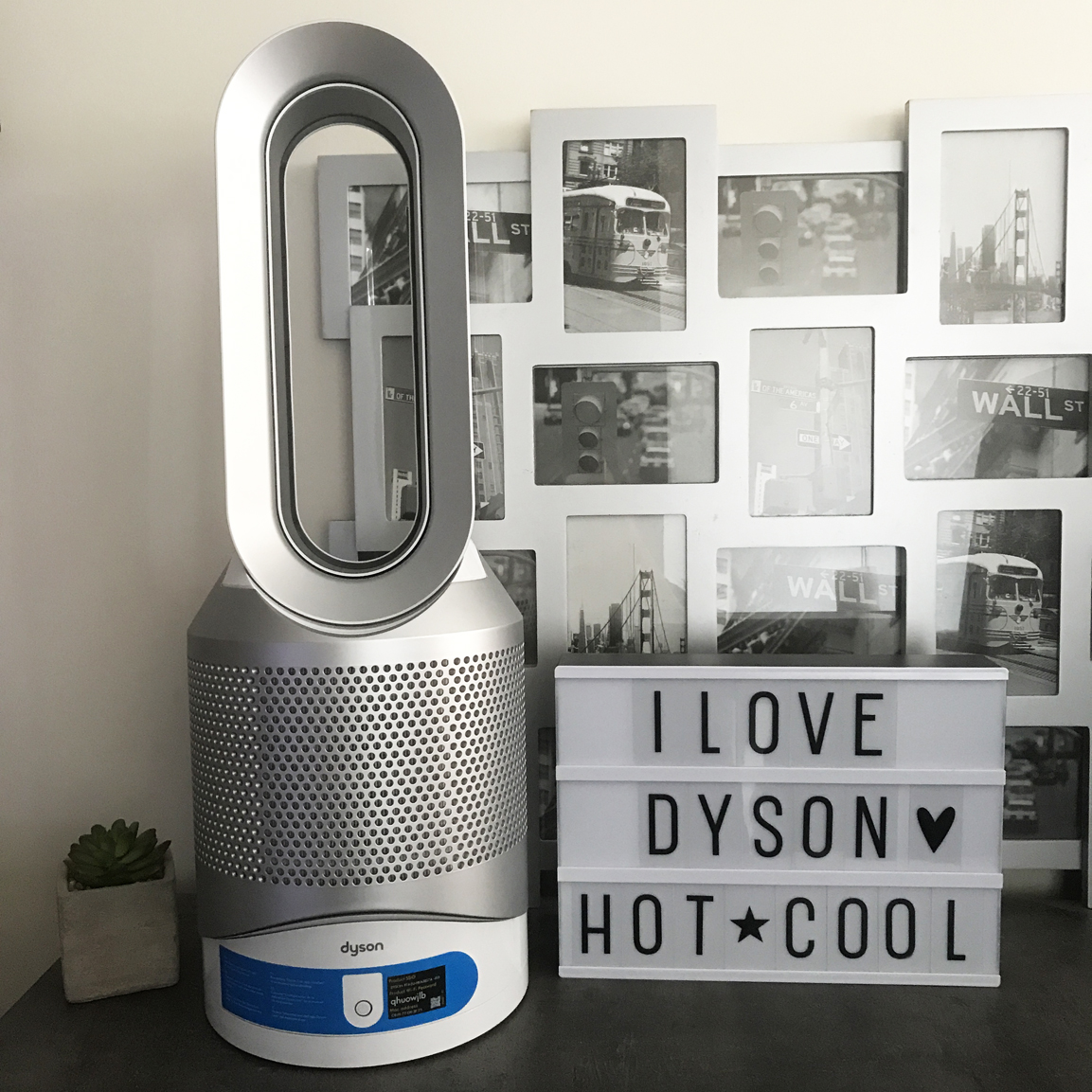 mon avis sur le purificateur d 39 air dyson pure hot cool. Black Bedroom Furniture Sets. Home Design Ideas